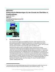 BGI 819-1 - beim Carl Heymanns Verlag