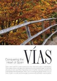 Conquering the Heart of SpainVÍAS VERDES