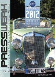 PRESSWERK Vol. 5/2012 - Euregio-Classic-Cup
