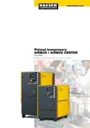 airbox / airbox center - Kaeser Kompressoren sro