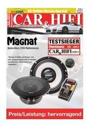 Test Car-Hifi 03-2011 - TSN Versand