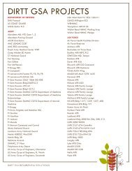 DIRTT Government Client Reference List