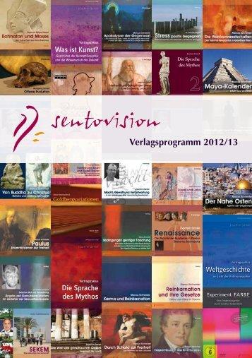 Programm 2012/2013 als PDF - Sentovision