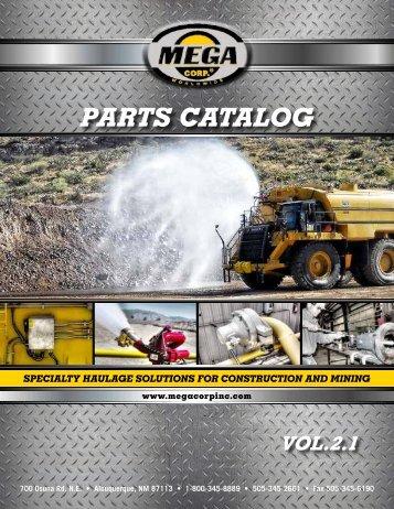 Parts Book - Mega Corporation