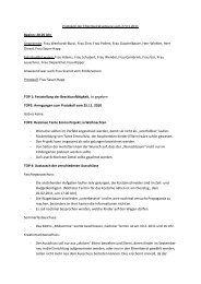 Elternbeiratsprotokoll vom 27.01.2011 - Burg-Schlotterstein e.v.