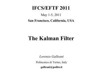 The Kalman Filter