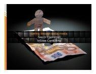 20100422_Selling through social media_InSites_NL - IAB Community