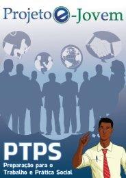 Apresentação da Apostila de PTPS - e-Jovem 2013 - SEDUC