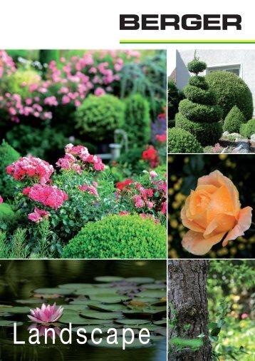 Produktvorschlag Garten- & Landschaftsbau und Forsten