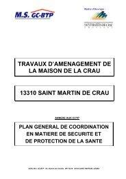 SARL M.S. GC-BTP 55, chemin des Genêts… - Ville de Saint-Martin ...