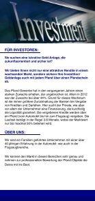 Zur Investorenbroschüre - Mr Pfand - Seite 3