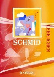 kontakt - Schmid