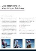 Flaschenaufsatz-Dispenser VITLAB genius und simplex - Seite 3