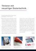Flaschenaufsatz-Dispenser VITLAB genius und simplex - Seite 4