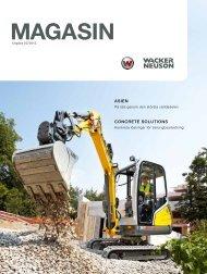 magazine - Wacker Neuson