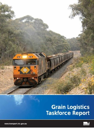 Grain Logistics Taskforce Report - Department of Transport