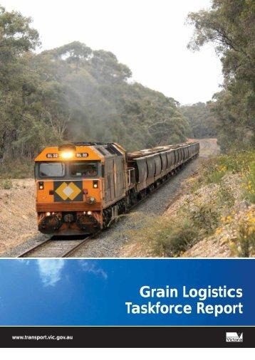 Grain Logistics Taskforce Report - Department of Transport