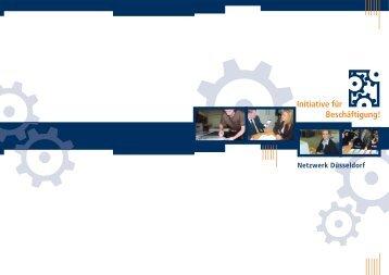 Erfahrungsbericht Netzwerk Düsseldorf - Initiative für Beschäftigung