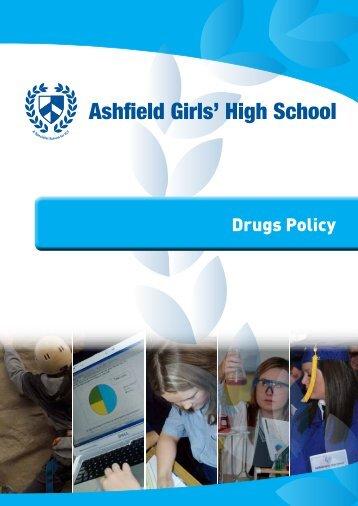 Drugs Policy PDF - Ashfield Girls' High School