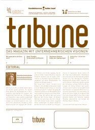 tribune Ausgabe 3/11 - Advokatenkammer Basel