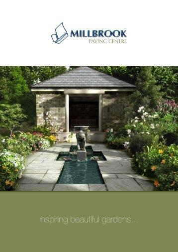 inspiring beautiful gardens... - Paving