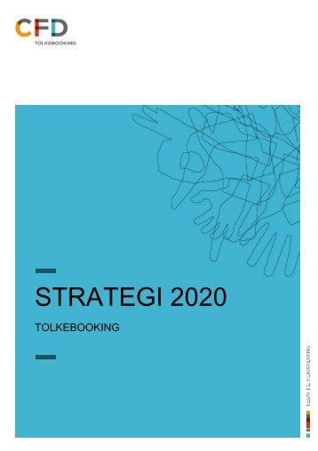 Download tolkeområdets Strategi 2020 som pdf - Center for døve