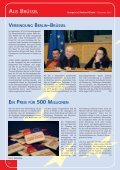 Europabrief Nr. 59, Dezember 2012 - Glante, Norbert - Page 6