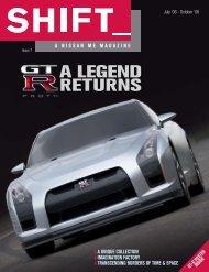 a legend returns - Nissan Lebanon