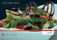 See our Functions menu information here - Sancta Sophia College