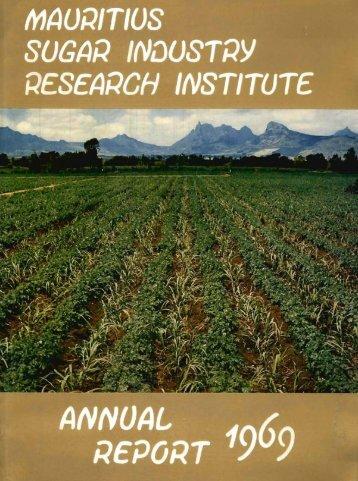 MSIRI Annual Report 1969 - BEEP