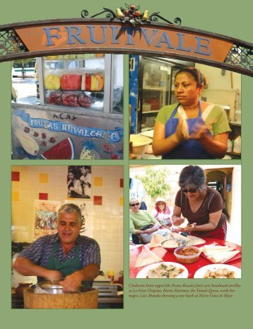 a flavorful tour of fruitvale - Edible Communities Network