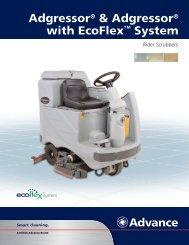 Adgressor® & Adgressor® with EcoFlex™ System - Atelier Multi Expert