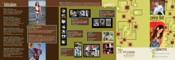 Senior Portraits - GSK Creations