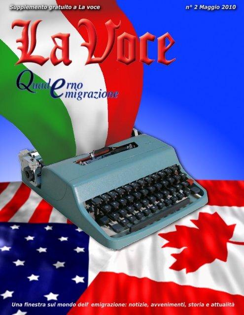 Il Consolato Generale d'Italia a Montreal informa - La Voce