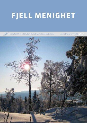 Du kan lese bladet her.. - Den norske kirke i Drammen