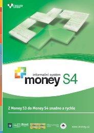 Z Money S3 do Money S4 snadno a rychle - Cígler software, a.s.