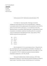M 17/Yk-Km-Hd-64/1 Ylikiiminki Kiiminki Haukipudas ... - Arkisto.gsf.fi