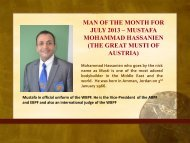man of the month for july 2013 – mustafa mohammad ... - ABBF