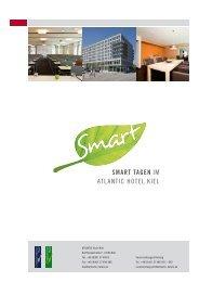 SMART TAgen iM ATLANTiC HoTeL KieL - ATLANTIC Hotels