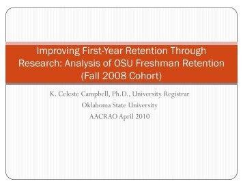 Improving organization retention