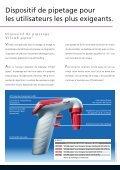 Dispositif de pipetage VITLAB pipeo - Page 2