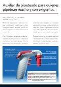 Auxiliar de pipeteado VITLAB pipeo - Page 2