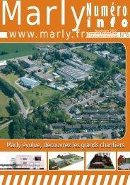 Découvrez les grands chantiers - Mairie de Marly