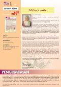 mSET ~ THE NEED FOR BRANDING - malaysian society for ... - Page 2