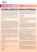 mSET ~ THE NEED FOR BRANDING - malaysian society for ... - Page 6