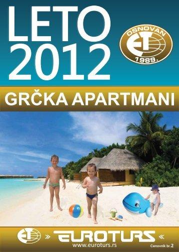 grčka - Euroturs