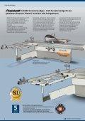 Holzbearbeitungsmaschinen Standardmaschinen - Seite 4