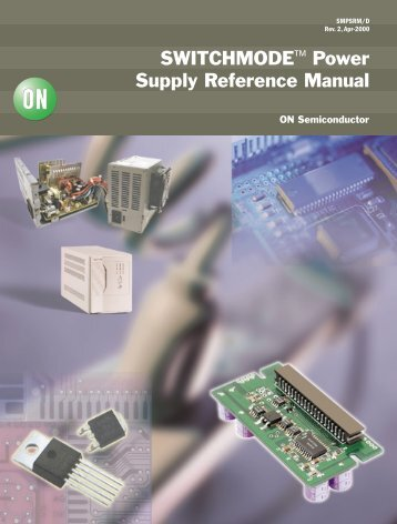 SWITCHMODE™ Power Supply Reference Manual