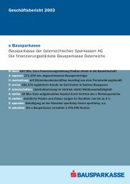 Download Geschäftsbericht komplett (PDF) - s Bausparkasse