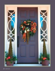 Holiday Doors - The English Garden